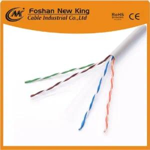 4X2X0.56 CCA / Bc UTP FTP CAT6 LAN Cable o cable de red