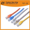 Cable interior Prueba de fluke UTP CAT6 Cable LAN 23AWG Patch Lead / Patch Cord / Jumper Wire Cable