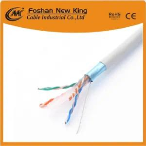 Proveedor de cable LAN de China 24AWG Cat5e UTP 23AWG CAT6 Cable de red